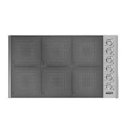 """Viking Viking 36"""" Induction Electric Cooktop Stainless"""