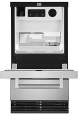 "KitchenAid Kitchenaid 18"" Built-In Ice Maker Stainless"