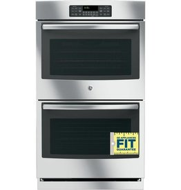 """GE GE 30"""" Double Electric Wall Oven Stainless"""