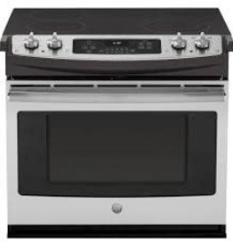 GE GE Drop-In Electric Range Stainless