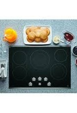 """GE GE Profile 30"""" Electric Cooktop Stainless"""