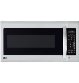LG LG 2.0 OTR Microwave Stainless