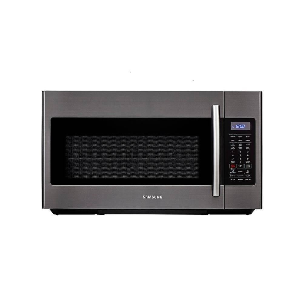 Samsung Samsung 1.8 OTR Microwave Black Stainless