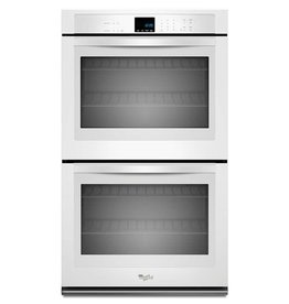 "Whirlpool Whirlpool 27"" Double Wall Oven White"