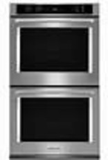 "KitchenAid KitchenAid 27"" Convection Double Wall Oven Stainless"