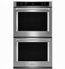 "KitchenAid KithchenAid 27"" Convection Double Wall Oven Stainless"