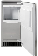 "GE GE 15"" Built-in Ice Maker Panel Ready"