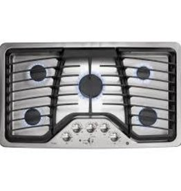 "GE GE Profile 36"" Gas Cooktop Stainless"