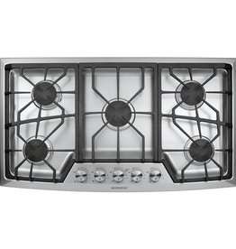 "GE GE Monogram 36"" Gas Cooktop Stainless"