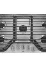 "Whirlpool Whirlpool 36"" Gas Cooktop Stainless"