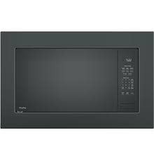 GE GE 2.2 Built-In Microwave Black