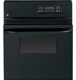 "GE GE 24"" Wall Oven Black"