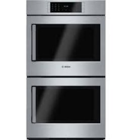 "Bosch Bosch 30"" Convection Double Wall Oven Stainless"