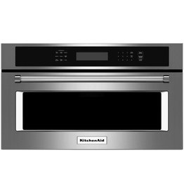 "KitchenAid KitchenAid 27"" Built-In Convection Microwave in Stainless Steel"