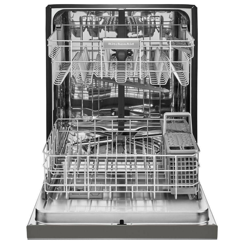 KitchenAid Kitchenaid Fully Integrated Dishwasher Stainless