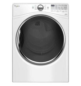 Whirlpool Whirlpool 7.4 Steam Gas Dryer White