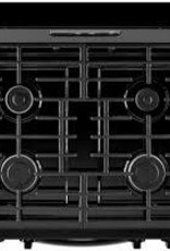 Whirlpool Whirlpool Freestanding Gas Range Black