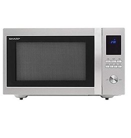 Sharp Sharp 1.6 Countertop Microwave Stainless