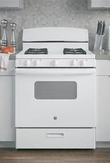 GE GE Freestanding Gas Range White