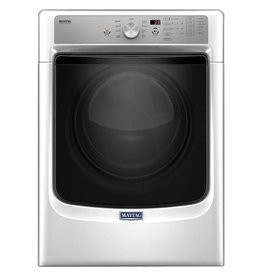 Maytag Maytag 7.4 Steam Gas Dryer White