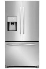 Frigidaire Frigidaire 21.7 Counter Depth French Door Refrigerator Stainless