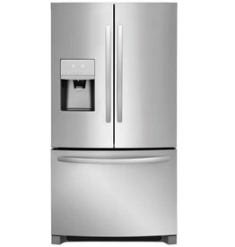Frigidaire Frigidaire 21.7 Counter Depth French Door Refrigerator Stainless