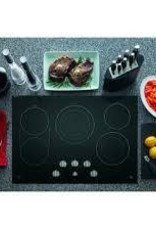 "GE GE Cafe 30"" Electric Cooktop Stainless"