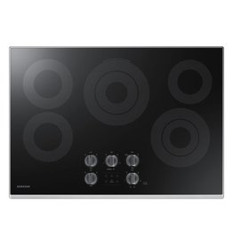 "Samsung Samsung 30"" Electric Cooktop Stainless"