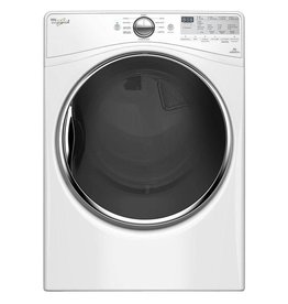 Whirlpool Whirlpool 7.4 Steam Electric Dryer White