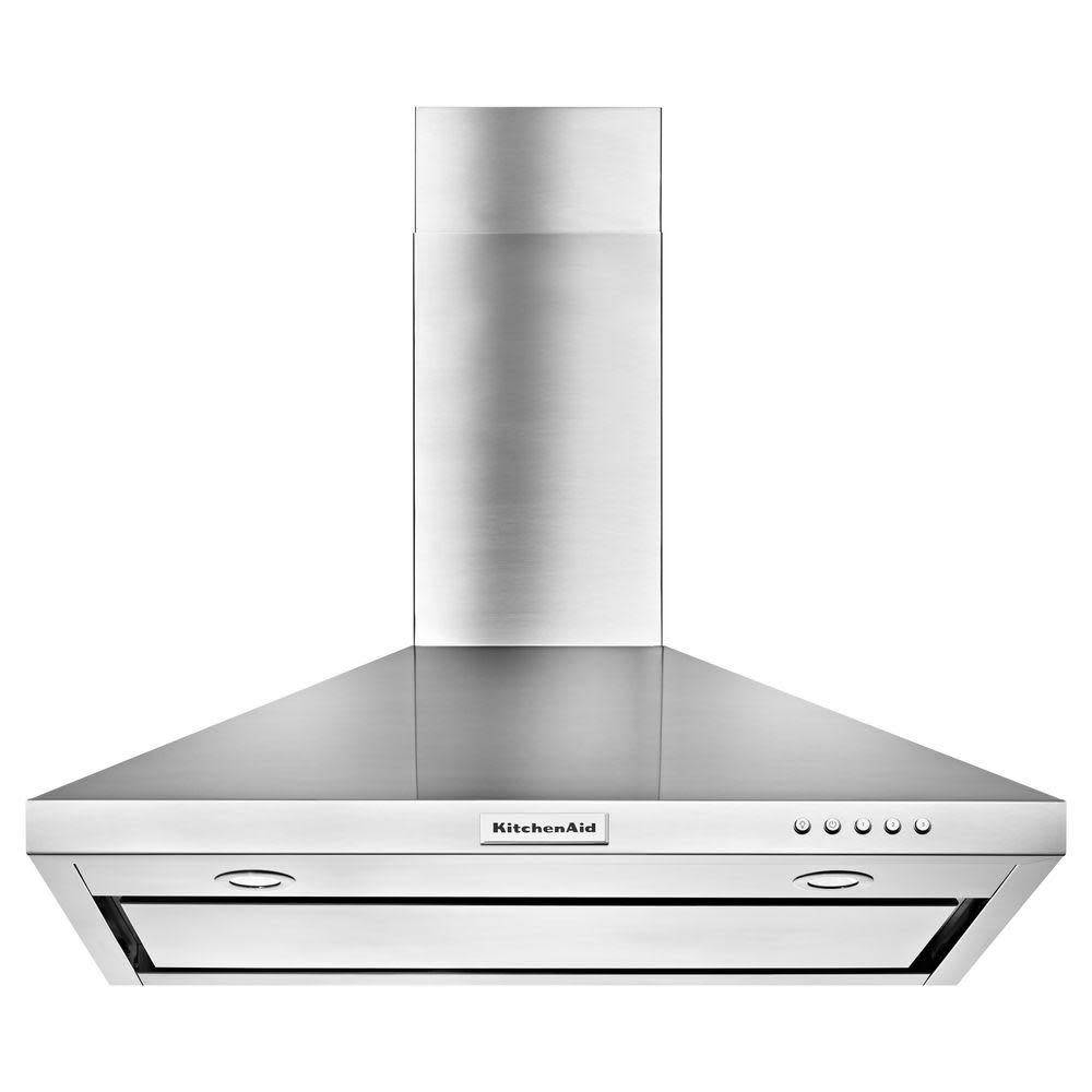 "KitchenAid Kitchenaid 36"" Chimney Range Hood Stainless"
