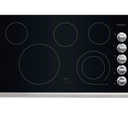 "Frigidaire Frigidaire Gallery 36"" Electric Cooktop Stainless"
