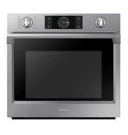 "Samsung Samsung 30"" Convection Wall Oven Stainless"