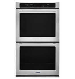 "Maytag Maytag 27"" Convection Double Wall Oven Stainless"