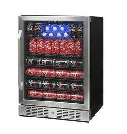 "NewAir NewAir 24"" Built-in Beverage Center Stainless"