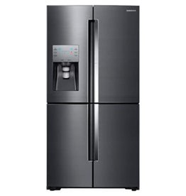 Samsung Samsung 27.8 Flex French Door Refrigerator Black Stainless