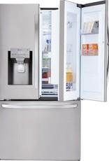 LG LG 27.7 Door in Door French Door Refrigerator Stainless