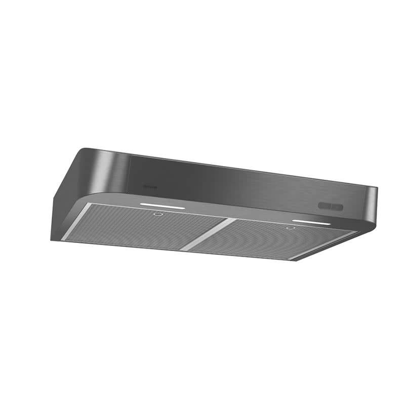 "Broan Broan 30"" Range Hood Black Stainless"