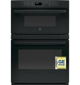 "GE GE 30"" Microwave Oven Combo Black"