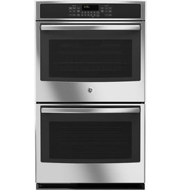 """GE GE 30"""" Convection Double Wall Oven Stainless"""