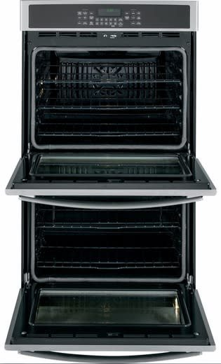 "GE GE 30"" Convection Double Wall Oven Stainless"