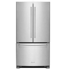 KitchenAid Kitchenaid 20.0 Counter Depth French Door Refrigerator Stainless