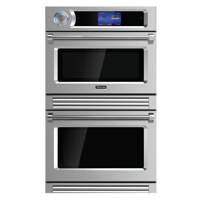"""Viking Viking 30"""" Convection Double Wall Oven Stainless"""