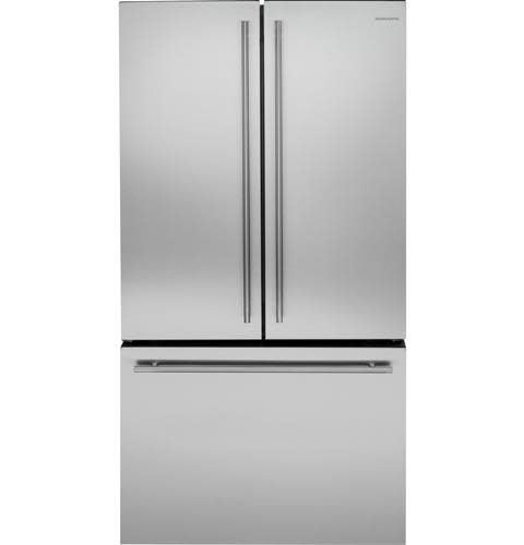 GE GE Monogram 23.1 Counter Depth French Door Refrigerator Stainless