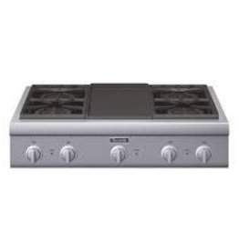 "Thermador Thermador 36"" Gas Rangetop Stainless"