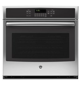 """GE GE 30"""" Convection Wall Oven Stainless"""