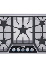 """Thermador Thermador 30"""" Gas Cooktop Stainless"""