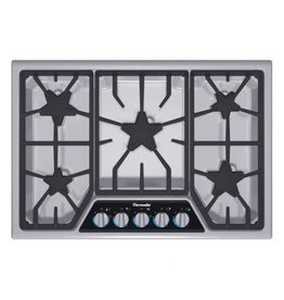 "Thermador Thermador 30"" Gas Cooktop Stainless"