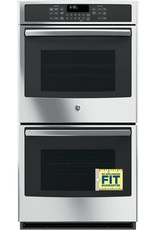 """GE GE 27"""" Convection Double Wall Oven Stainless"""