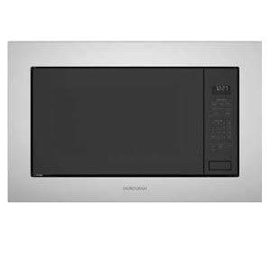 """GE GE Monogram 30"""" Built-In Microwave Trim Kit Stainless"""