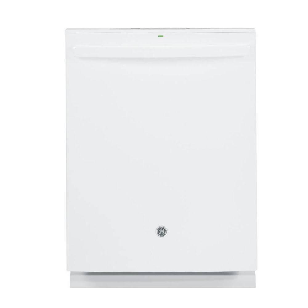 GE GE Fully Integrated Dishwasher White